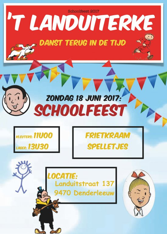 SCHOOLFEEST 2017 - kopie